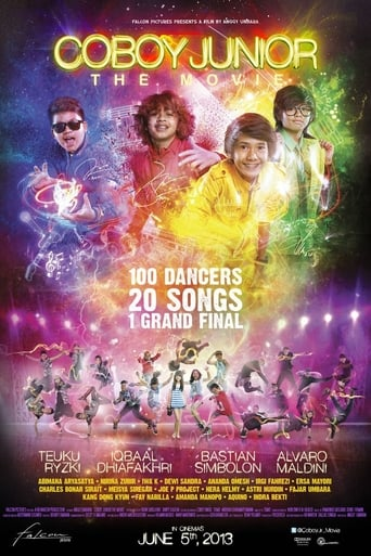 Poster of Coboy Junior: The Movie