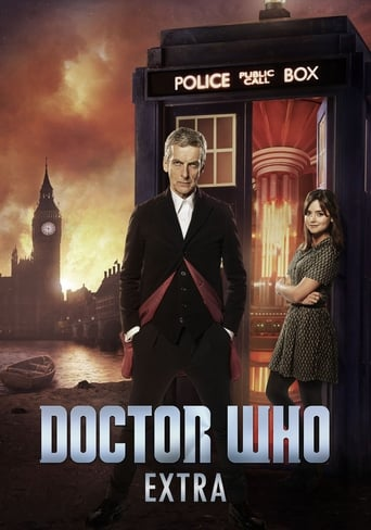 Poster of Doctor Who Extra