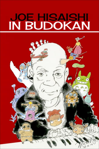 Joe Hisaishi in Budokan: Studio Ghibli 25 Years Concert