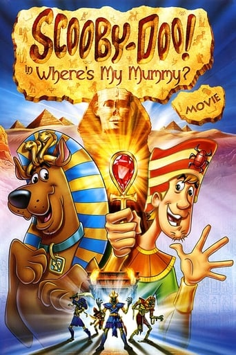 Watch Scooby-Doo! in Where's My Mummy? Online