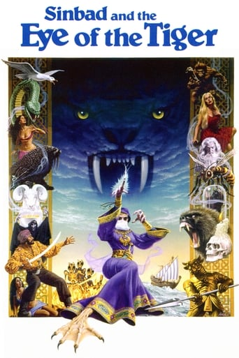 Watch Sinbad and the Eye of the Tiger 1977 full online free