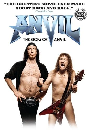 Anvil - Die Geschichte einer Freundschaft