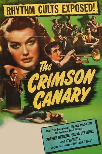 Poster of The Crimson Canary