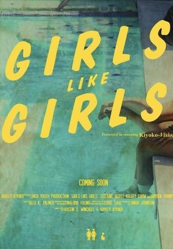 Poster of Hayley Kiyoko: Girls  Like Girls