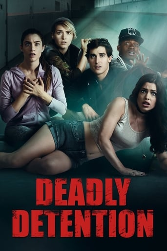 Poster of Deadly Detention