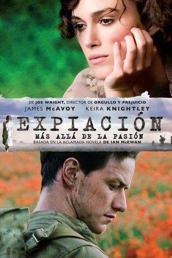 Poster of Expiación, más allá de la pasión
