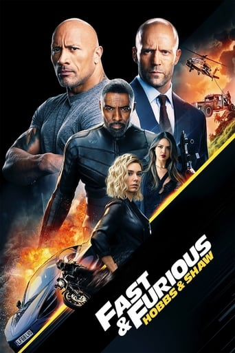 Poster of Fast & Furious Presents: Hobbs & Shaw