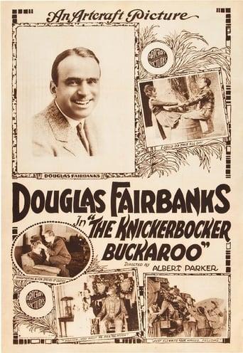 Poster of The Knickerbocker Buckaroo