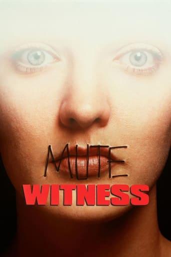 Poster of Testigo mudo