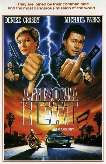Poster of Arizona Heat