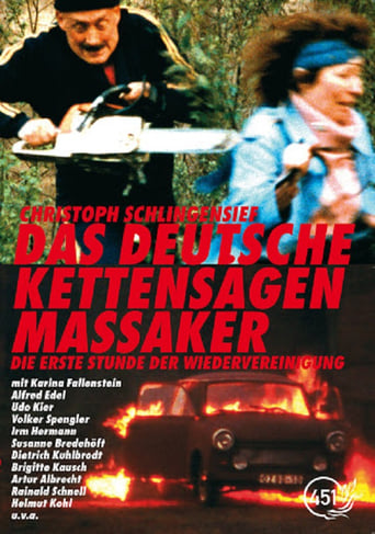 Poster of The German Chainsaw Massacre