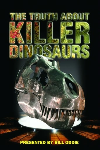 Poster of The Truth About Killer Dinosaurs