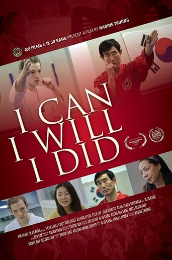 Poster of I Can I Will I Did