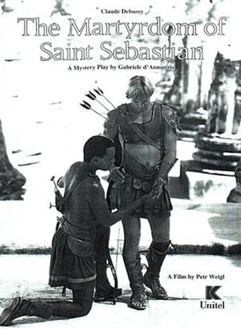 Poster of The Martyrdom of St. Sebastian