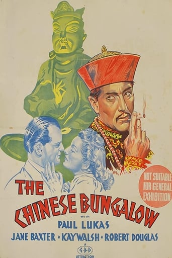 Poster of The Chinese Bungalow