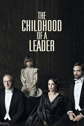 Poster of The Childhood of a Leader