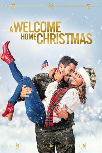 Poster of A Welcome Home Christmas
