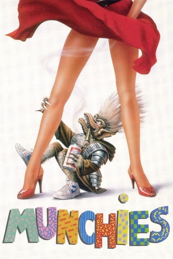 Poster of Munchies