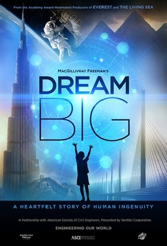 Poster of Dream Big: Engineering Our World