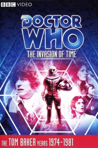 Poster of Doctor Who: The Invasion of Time