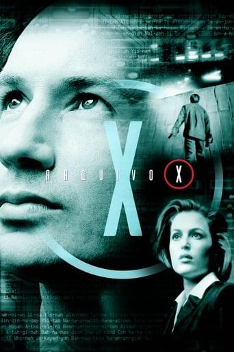 Arquivo X 3ª Temporada - Poster