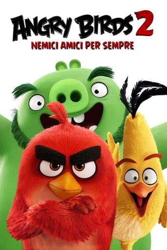 Poster of Angry Birds 2 - Nemici amici per sempre