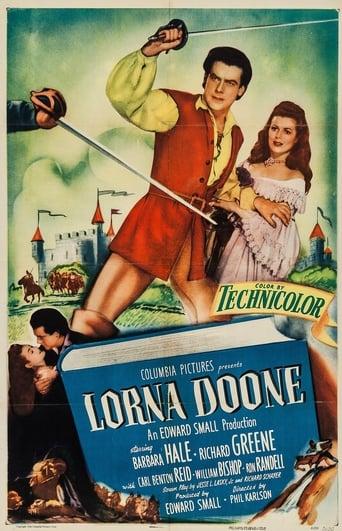 Lorna Doone Movie Poster