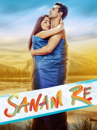 Poster of Sanam Re
