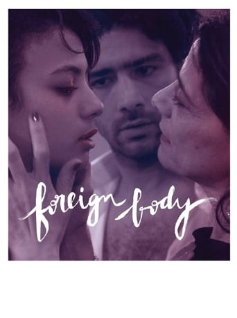 Poster of Foreign Body