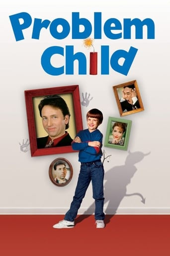 Poster of Problem Child