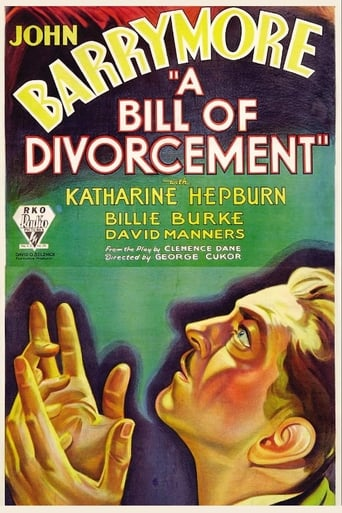 Watch A Bill of Divorcement Free Online Solarmovies