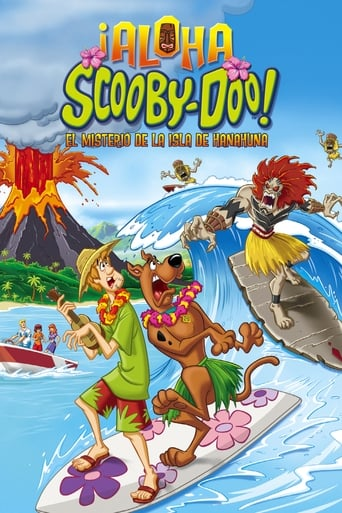 Aloha, Scooby-Doo! Poster