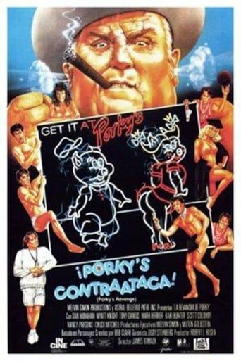 Porky's Contra-Ataca - Poster