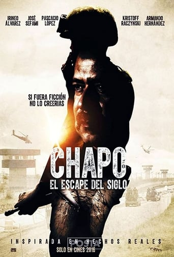 Poster of Chapo: El Escape Del Siglo