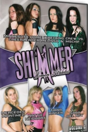Poster of SHIMMER Women Athletes Volume 8