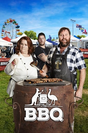 Poster of The BBQ