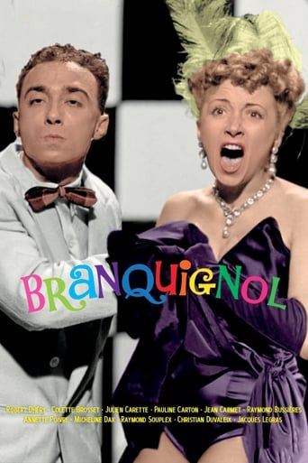 Poster of Branquignol