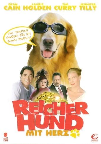 Reicher Hund mit Herz