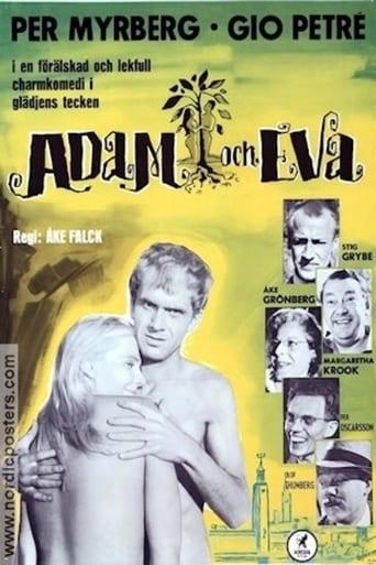 Poster of Adam och Eva