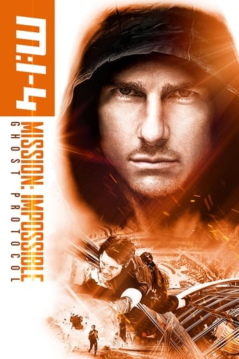 Poster of Mission: Impossible - Ghost Protocol