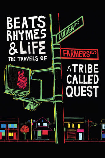 Poster of Beats Rhymes & Life: The Travels of A Tribe Called Quest