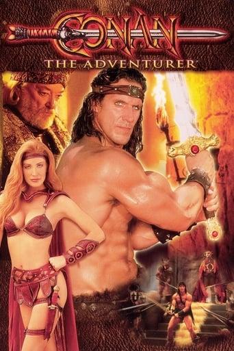 Poster of Conan the Adventurer