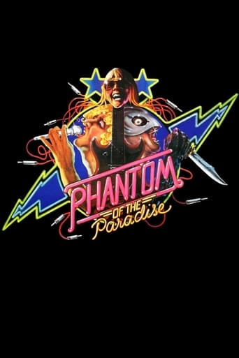 Poster of Phantom of the Paradise