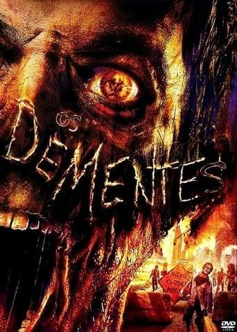 Dementes - Poster