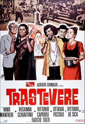 Poster of Trastevere