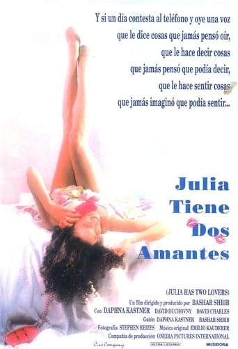 Poster of Julia Has Two Lovers
