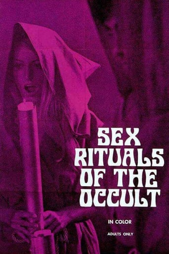 Poster of Sex Rituals of the Occult