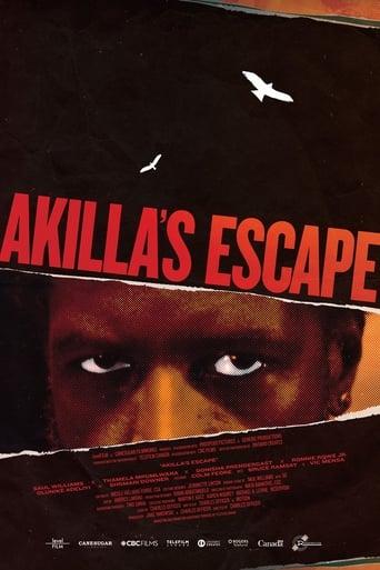 Poster Akilla's Escape