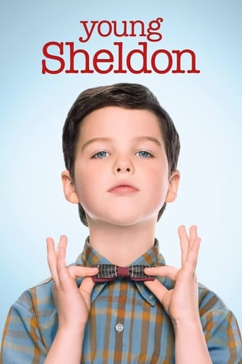 Poster of Young Sheldon