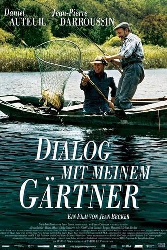Filmplakat von Dialog mit meinem Gärtner